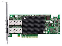 Emulex Lightpulse Lpe16202-x Dual-port Converged Fabric Adapter - Gen 5 Fibre Channel - 16 Gb Fibre Channel - 8 Gb Fibre Channel