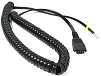 GN Netcom 27361101 Headset Cable for Cisco IP Telephone 7900 - 1 x RJ-9 Male - 1 x Quick Disconnect