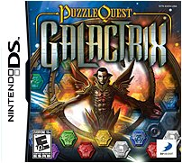 D3 Publisher 879278320093 32009 Puzzle Quest Galactrix for Nintendo DS