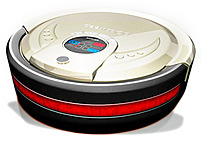 The bObsweep 726670294616 Pet Hair Robotic Vacuum Cleaner and Mop is an autonomous disk with a quiet disposition, motors along floors, not only sucking up debris but also disinfecting floors of all types using beams of UV light
