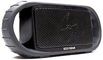 Grace Digital EcoXGear EcoXBT GDI-EGBT501 Rugged and Waterproof Wireless Bluetooth Stereo Speaker - 6 Watts - 20-20000 Hz - Black