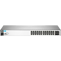 P The HP 2530 Switch Series consists of four fully managed Layer 2 edge switches, delivering cost effective, reliable, and secure connectivity for business networks