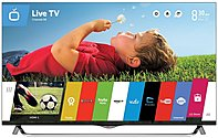 LG 49UB8500 49-inch LED 3D Smart 4K UHDTV - 3840 x 2160 - 1200 UCI (Ultra Clarity Index) - Tru 4K Engine - Wi-Fi - HDMI