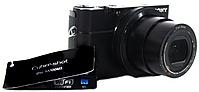 Sony Cyber-shot DSC-RX100/B 20.2 Megapixels Digital Camera - 3.6x Optical/14x Digital Zoom - 3.0-inch LCD Display - Black