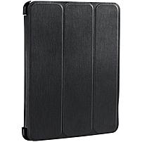 Verbatim Folio Flex Carrying Case (Folio) for iPad Air - Black - Scratch Resistant, Smudge Resistant