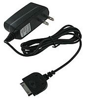 Battery Biz CH-7900 High Capacity AC Adapter for iPhone, iPod - Black