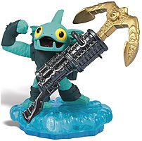 Activision 047875846630 Skylanders SWAP Force: Anchors Away Gill Grunt Series 3 Figure 047875846630