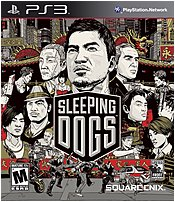 Square Enix 662248912103 91210 Sleeping Dogs for PlayStation 3