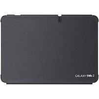 """Samsung EFC-1H8N Carrying Case (Book Fold) for 10.1"""" Tablet PC - Black EFC-1H8NGECXAR"""