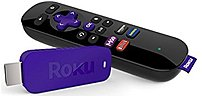 Enjoy 1000  channels on your TV with the Roku 3500RW Special VUDU Edition Streaming Stick