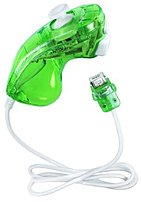 Pdp 708056585846 Pl-8580g Rock Candy Nunchuk Control Stick - Nintendo Wii - Green
