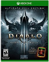 Blizzard Entertainment 047875871847 87184 Diablo III: Ultimate Evil Edition for Xbox One