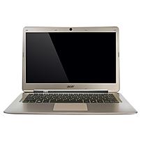 """Acer Aspire S3-391-323a4G52add 13.3"""" LED Ultrabook - Intel Core i3 i3-2377M 1.50 GHz - 4 GB RAM - 500 GB HDD - Intel HD 3000 - Windows 8 64-bit - 1366 x 768 Display - Bluetooth - Dual-core (2 Core) NX.M1FAA.013"""