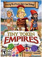 ValuSoft Cosmi 755142734312 73431 Tiny Tokens Empire - Windows Vista/7/XP