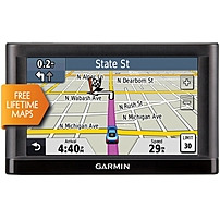 Garmin Nuvi 52 010-01115-01 Automotive GPS - 5-inch Color Display - microSD card Slot - North American Maps - Navigation Instructions