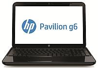 HP Pavilion C9G70UA g6-2237cl Notebook PC - AMD A6-4400M 2.7 GHz Dual-Core Processor - 6 GB DDR3 SDRAM - 1 TB Hard Drive - 15.6-inch Display - Windows 8