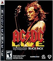 Electronic Arts 014633191660 AC DC Live Rock Band Track Pack PlayStation 3