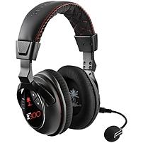 Turtle Beach Ear Force Z300 Wireless Dolby 7.1 Surround Sound - Surround - Wired/Wireless - Bluetooth - Over-the-head - Binaural - Circumaural TBS-6060-01