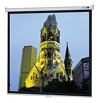 DA Lite 36453 Model B Manual with CSR Projection Screen 94.0 inches Matte White