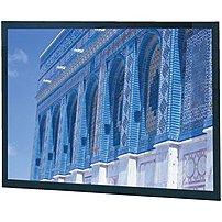 Da Lite Da Snap 38156 Projection Screen 208 inch Diagonal 1 2.35 81.5 x 192 inches Black