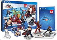 Disney Infinity 1205480000000 120548 Infinity 2.0 Marvel Super Heroes Video Game Starter Pack PlayStation 4
