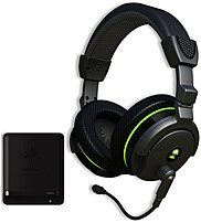 Turtle Beach Ear Force X42 KV8006 TBS-2270-01 Wireless Dolby Surround Sound Gaming Headset