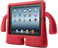 Speck Products iGuy iPad Case - iPad - Chili Pepper - Foam