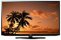 Samsung UN32H5201 32-inch Smart LED TV - 1080p - 16:9 - 120 Clear Motion Rate - HDMI, USB - Black