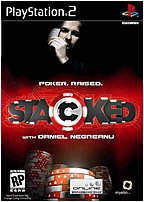 Myelin Media 180951000059 Stacked with Daniel Negreanu PlayStation 2