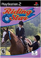 The Valcon Games 853333001318 PST00131 Riding Star features the world famous arena at Aachen, Germany, which has been faithfully reproduced for this game