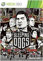 Square Enix 662248912097 91209 Sleeping Dogs - Xbox 360