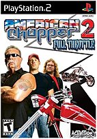 Activision 047875751330 American Chopper 2 Full Throttle PlayStation 2