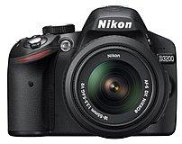 Nikon 018208254927 D3200 24.2 Megapixels Digital SLR Came...