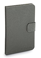 Verbatim Folio Case for Kindle Fire - Slate Silver 023942980834