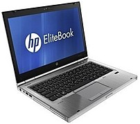 HP EliteBook 8470p A5U78AV Notebook PC - Intel Core i5-3230M 2.6 GHz Dual-Core Processor - 8 GB DDR3 RAM - 500 GB Hard Drive - 14.0-inch Display - Windows 7 Professional 64-bit