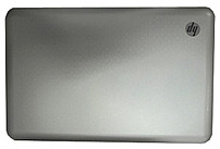 HP 603655-001 LCD Back Cover for Pavilion DV6-3000 Notebook - Silver