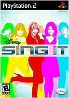 712725005634 00563 Disney Sing It - PlayStation 2