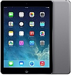 "Apple Ipad Air Md785ll/b 16 Gb Tablet - 9.7"" - In-plane Switching (ips) Technology, Retina Display - Wireless Lan - Apple A7 1.30 Ghz - Space Gray - Ios 7 - Slate - 2048 X 1536 Multi-touch Screen Display (led Backlight) - Bluetooth - Dual-core (2 Core)"