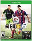 Ea Fifa 15 - Sports Game - Xbox One 014633367799