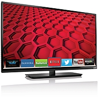 Vizio E320I-B1 32-inch LED Smart TV - 1366 x 768 - 200,000:1 - 13 ms - Wi-Fi / Ethernet - HDMI