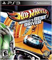 Warner Bros 883929360741 1000425214 Hot Wheels World's Best Driver - PlayStation 3