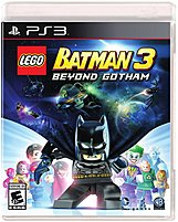The Warner Bros 883929427437 1000508738 LEGO Batman 3  Beyond Gotham videogame franchise returns in an out of this world, action packed adventure