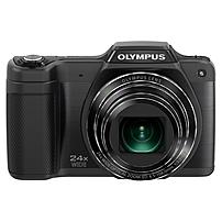 "Olympus Refurbished  Traveller SZ-15 16 Megapixel Compact Camera - Black - 3"" LCD - at Sears.com"