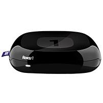 Roku 1 Network Audio/Video Player - Wireless LAN - Black - Internet Streaming - 1080p - HDMI