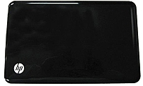HP 596143-001 Display Back Cover Assembly for Mini 210 Series Notebook - Black