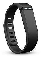 Fitbit Flex FB401BK Wireless Activity Sleep Wristband - Black