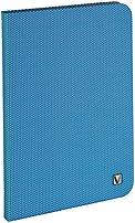 Verbatim 023942981008 98100 Folio Hex Case for iPad Mini Aqua Blue