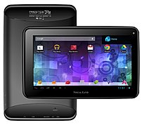 Visual Land Prestige Me-7g-8gb-blk 7-inch Internet Tablet Pc - A8 Cortex 1.2 Ghz Processor - 512 Mb Ddr3 Ram - 8 Gb Storage - Android 4.1 Jelly Bean - Black
