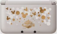 Nintendo SPRSWZAB 3DS Handheld Game Console - XL Disney Limited Edition - Mickey Edition