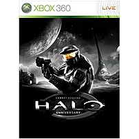 Microsoft Halo: Combat Evolved Anniversary - First Person Shooter Retail - DVD-ROM - Xbox 360 - English